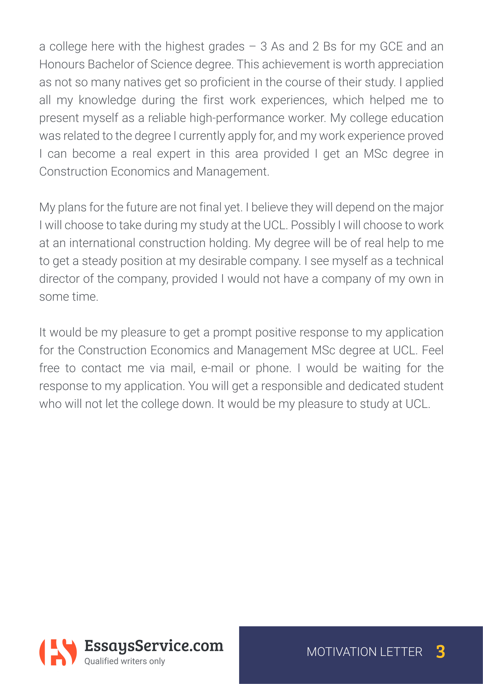 help with motivation letter writing  how to submit a